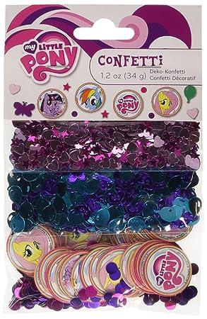 Amscan International - Cubertería para Fiestas My Little Pony (998476): Amazon.es: Juguetes y juegos