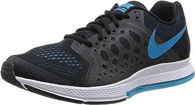 Nike Air Zoom Pegasus 31, Zapatillas de Running para Hombre, Negro ...