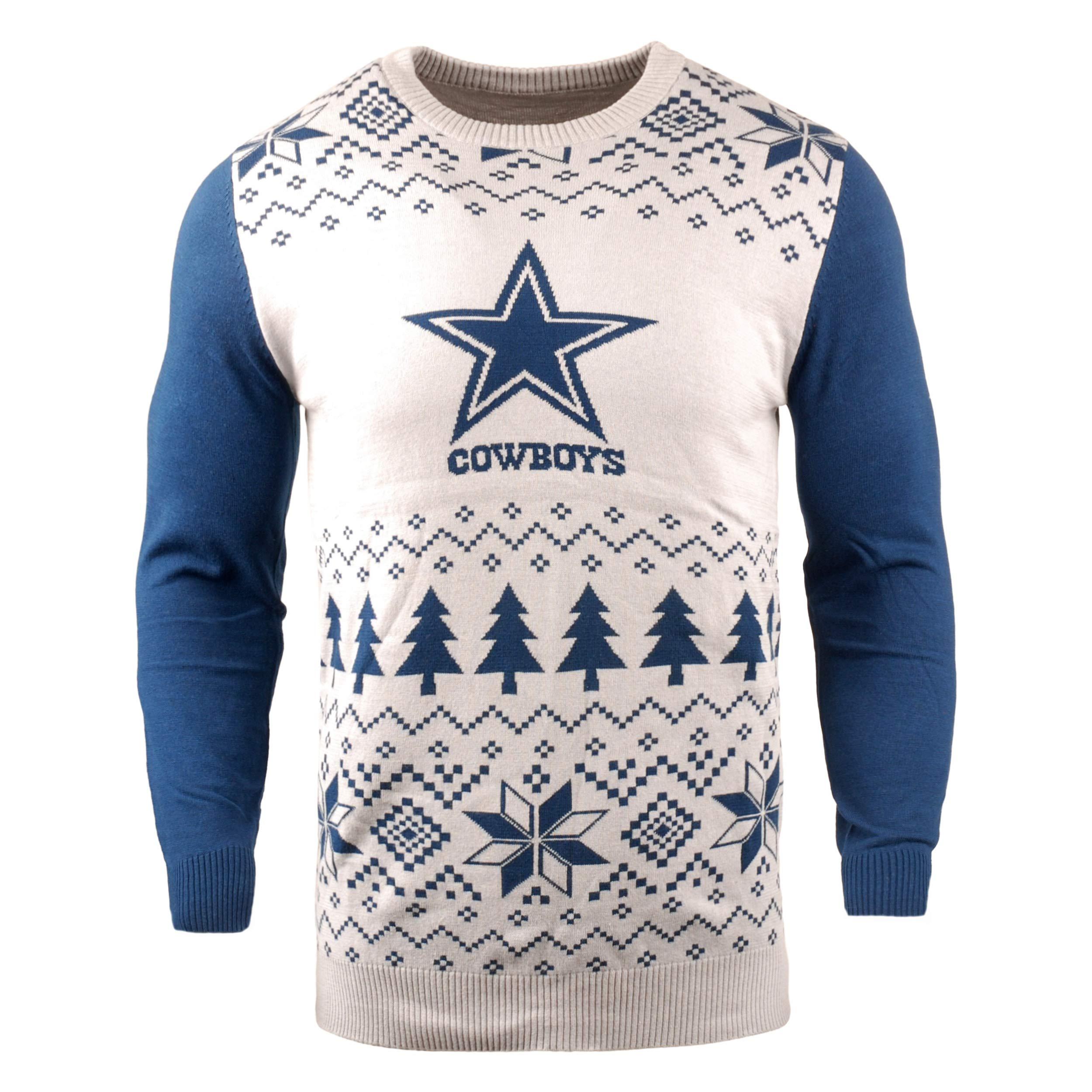 201ce124d317 Details about NFL Dallas Cowboys Ugly Sweater