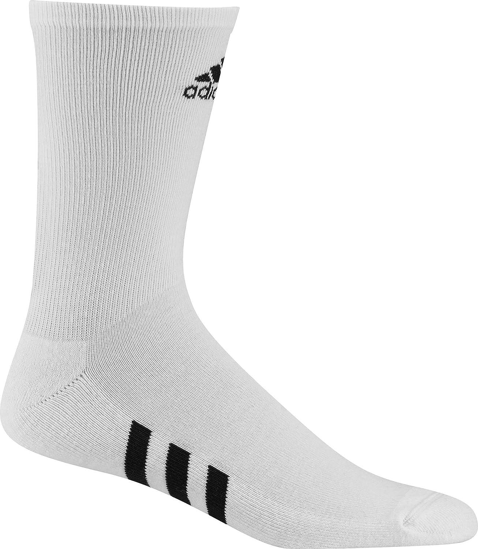 Adidas 3-Pack Crew Calcetines Deportivos, Hombre, (Blanco Cf8411), 39/42 (Tamaño del Fabricante:6.5-10): Amazon.es: Deportes y aire libre