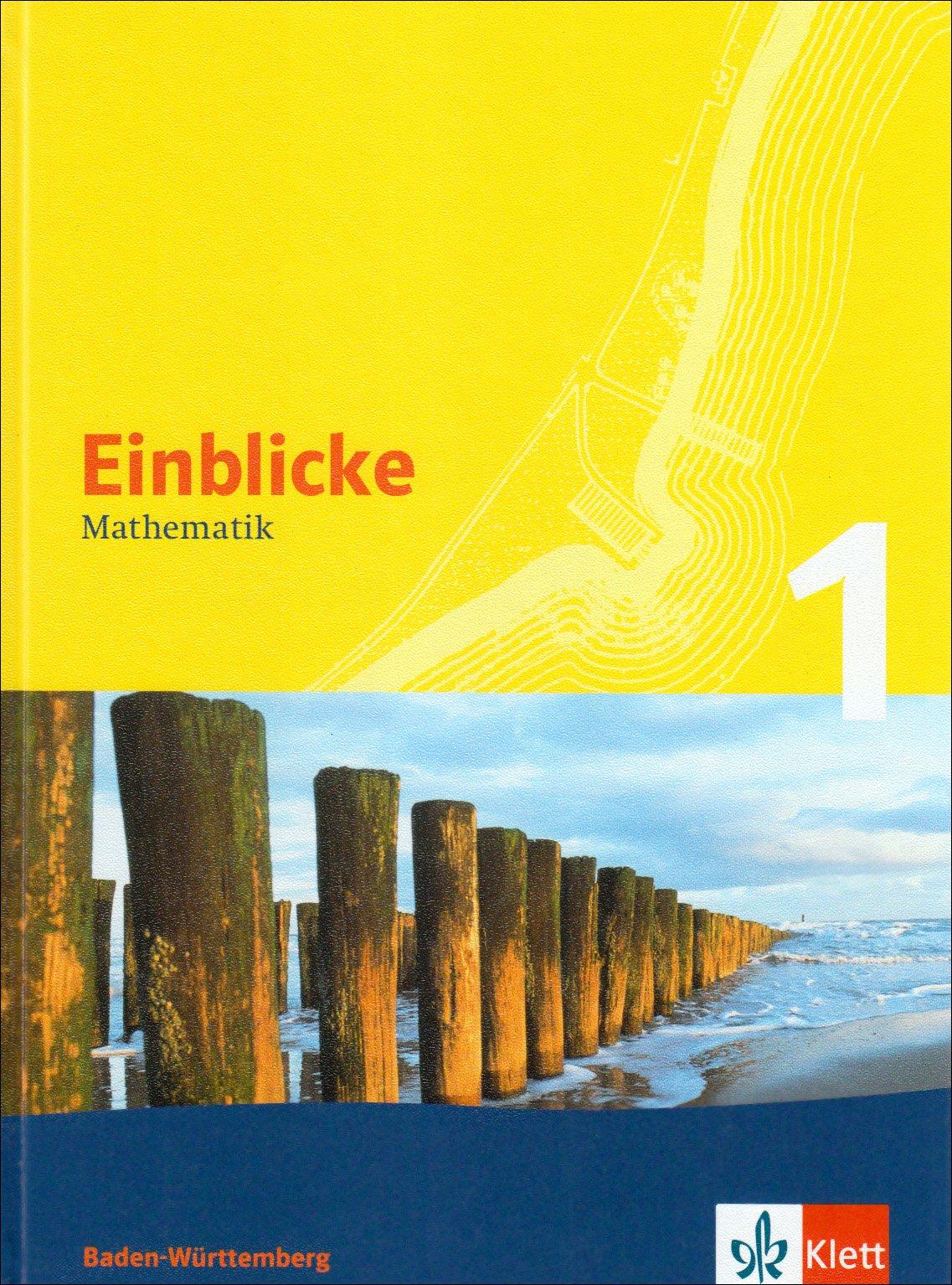 Einblicke Mathematik - Ausgabe für Baden-Württemberg. Neubearbeitung / Schülerbuch 5. Schuljahr