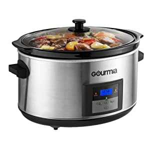 Gourmia  Slow Cooker