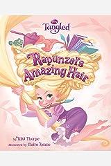 Rapunzel's Amazing Hair (Disney Picture Book (ebook)) Kindle Edition