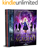 Spellcaster Academy: Episodes 1-4 (Spellcaster Academy Omnibus Book 1)