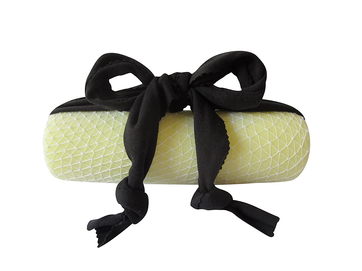 Hair Salon Neck Support Pillow for Shampoo Bowl with Organic Bamboo French Terry RSC