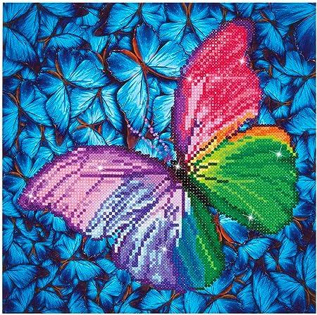 Multicolore Needleart World DDS.013 Kit Loisirs Cr/éatifs R/ésine 7,6 x 7,6 cm