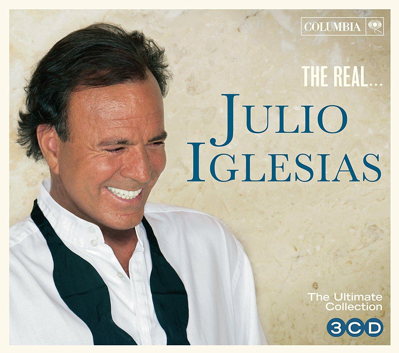 CD : Julio Iglesias - Real Julio Iglesias (United Kingdom - Import)