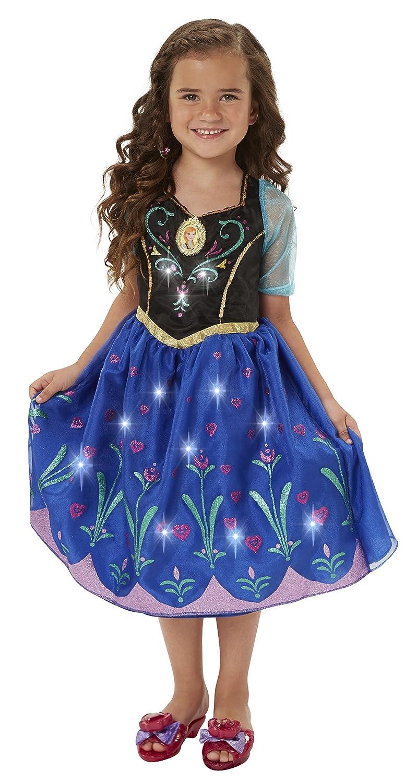 sc 1 st  Amazon.com & Amazon.com: Disney Frozen Anna Musical Light up Dress: Toys u0026 Games