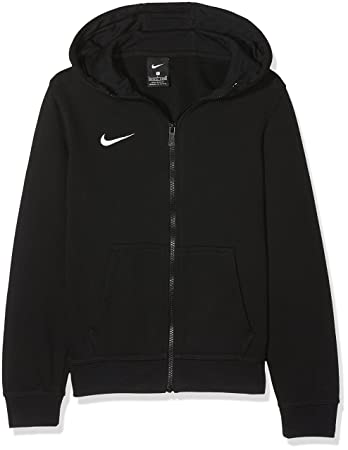 9849db032af5 Nike Kinder Team Club Full Zip Sweatshirt