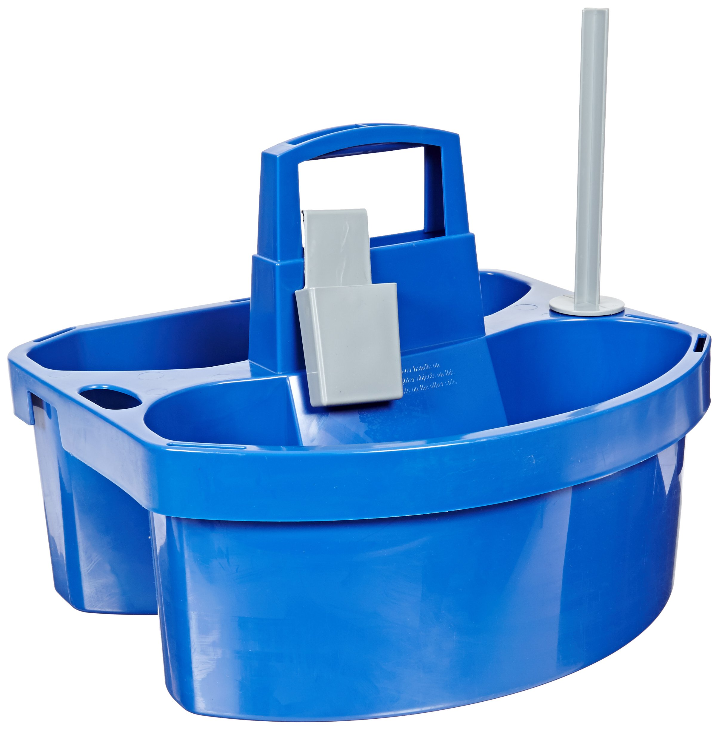Impact 1850 GatorMate Portable Caddy, 15'' Length x 14'' Width x 14'' Height, Blue (Case of 4)