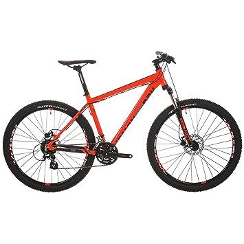 "3a43e8f3bfd 2018 Diamondback Sync 3.0 Hard Tail 27.5"" Wheel Mountain Bike Red"