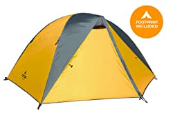 Teton Sports Mountain Ultra Tent; 1-4 Person Backpacking Review
