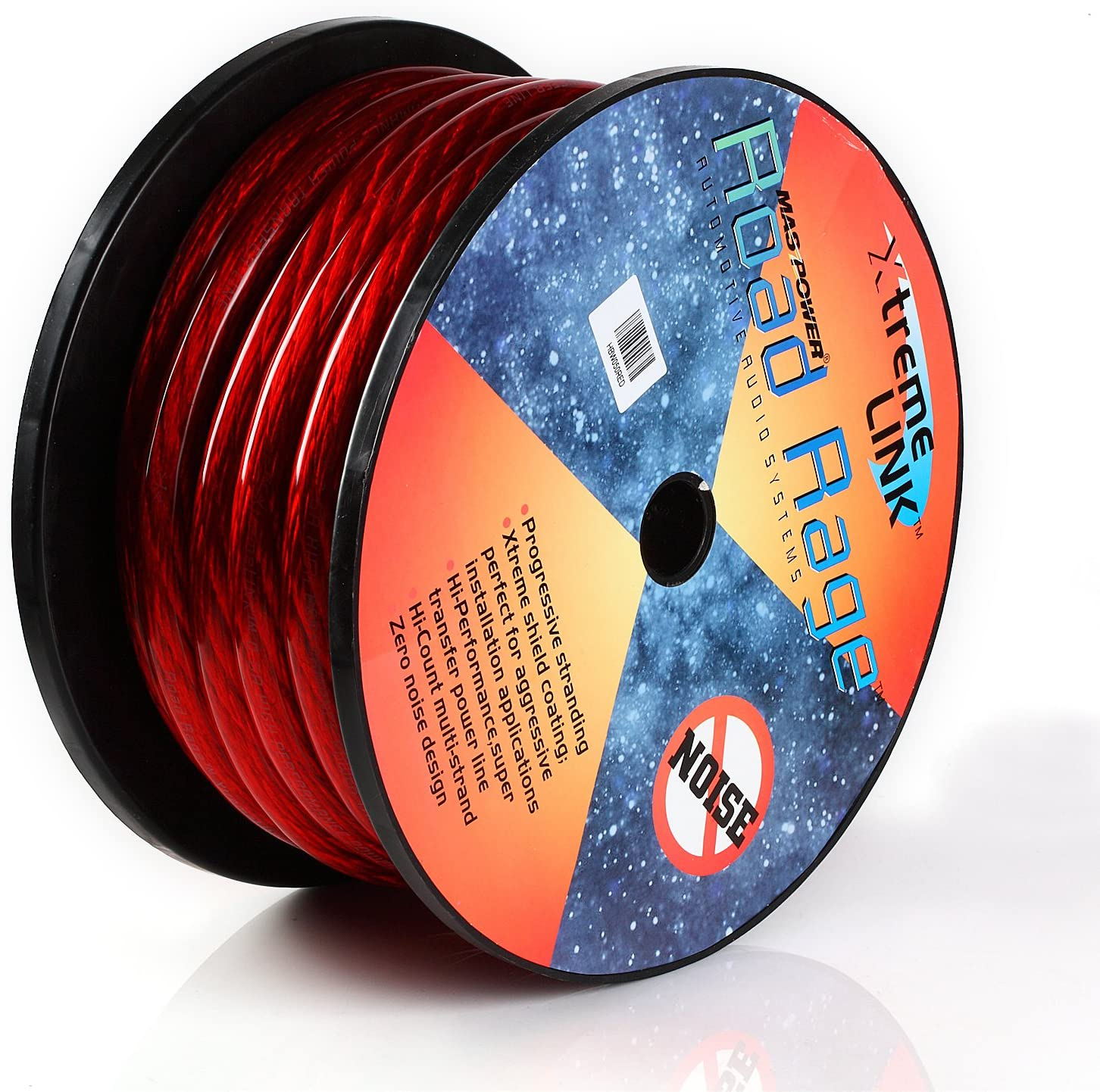 50 FT 0 Gauge Xtreme Twisted Power Ground Wire Cables Red 81DmXpUhFDLSL1500_