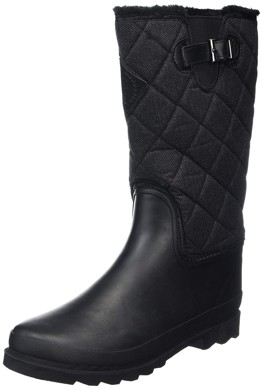 Noir (noir) 40 EU Regatta Lady Fleetbois, Chaussures de Randonnée Hautes Femme