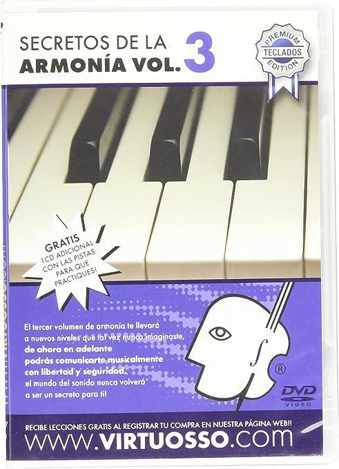 virtuosso armonía método para teclado musical Vol. 3 (curso ...