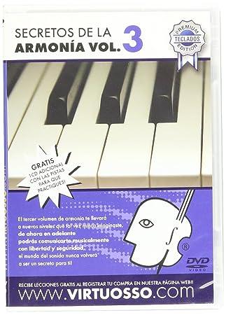 virtuosso armonía método para teclado musical Vol. 3 (curso de armonía en teclado Vol. 3) español sólo: Amazon.es: Instrumentos musicales