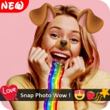 Photo snap beauty filters and stickers (best collage maker)