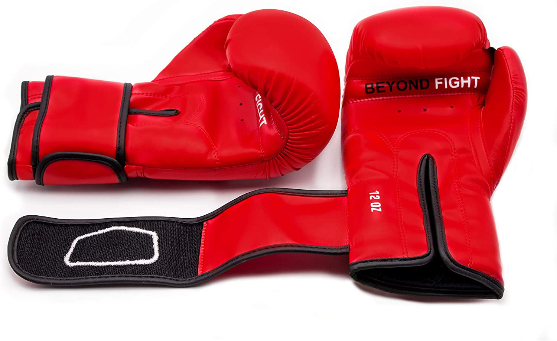boxeo 6 16 onzas 10 12 boxeo Muay Thai Kickboxing guantes de boxeo para entrenamiento boxeo manoplas artes marciales guantes de entrenamiento boxeo 8 Guantes de boxeo de piel GoMax boxeo 14