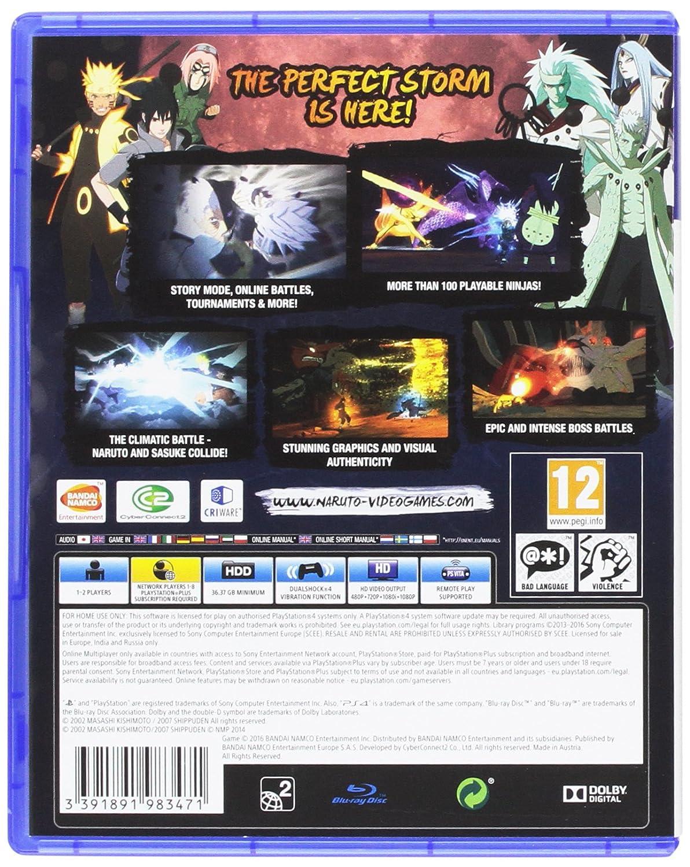 Amazon.com: Naruto Shippuden: Ultimate Ninja Storm 4 /xbox ...