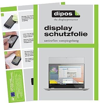dipos I 2X Protector de Pantalla Mate para Lenovo Yoga 520 pelicula Protectora: Amazon.es: Electrónica