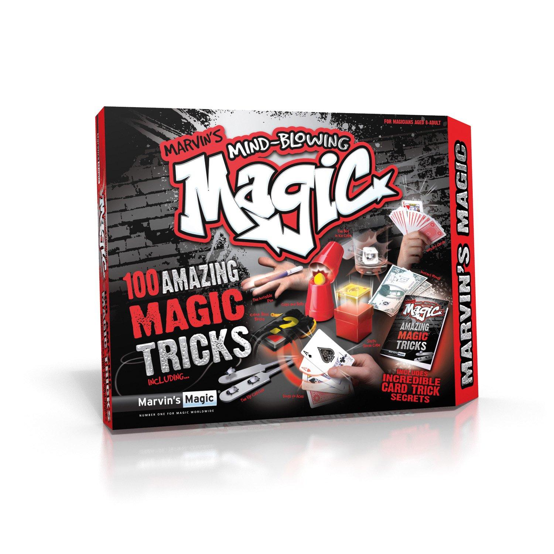 Mente Di Marvin Soffia Magia - 100 Incredibili Trucchi Magici Marvin' s Magic MMB 5703/E