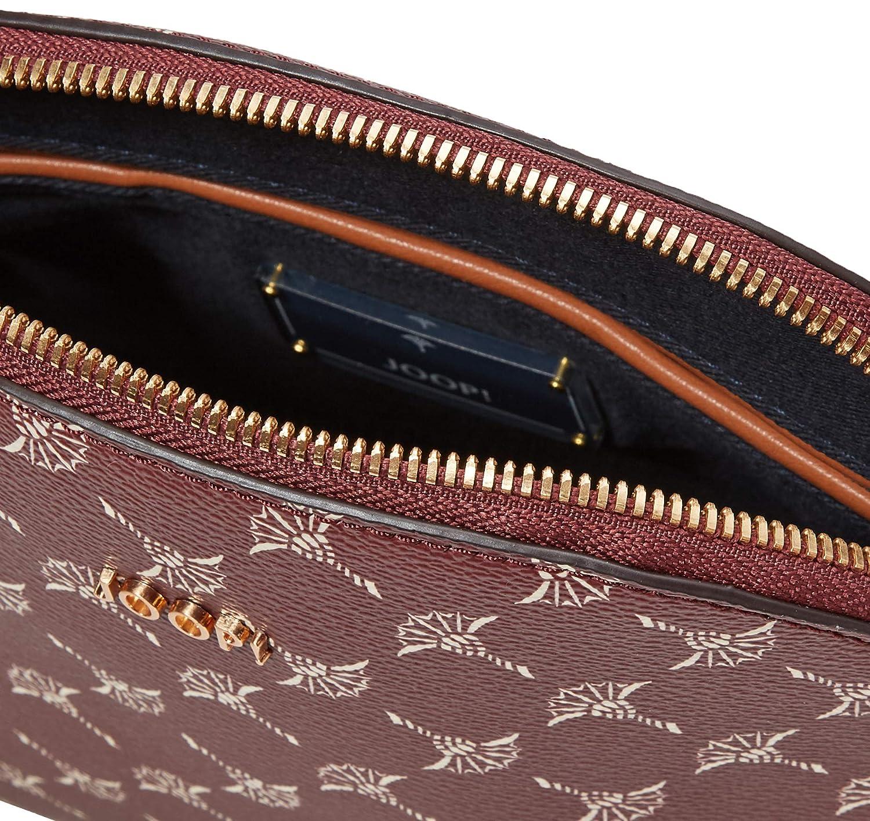 Joop! Cortina Alina axelväska Shz axelväska, 7,5 x 19 x 24 cm Brun (brun)