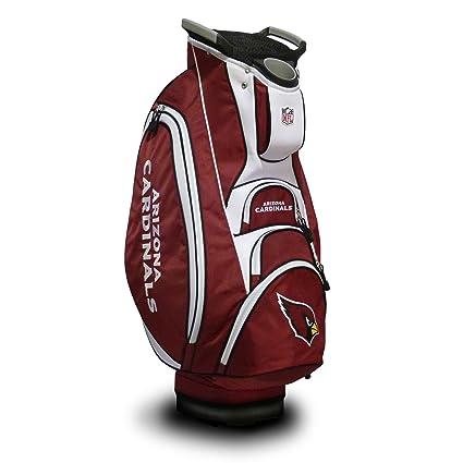 Amazon.com   Team Golf NFL Arizona Cardinals Victory Golf Cart Bag ... 1f266a624