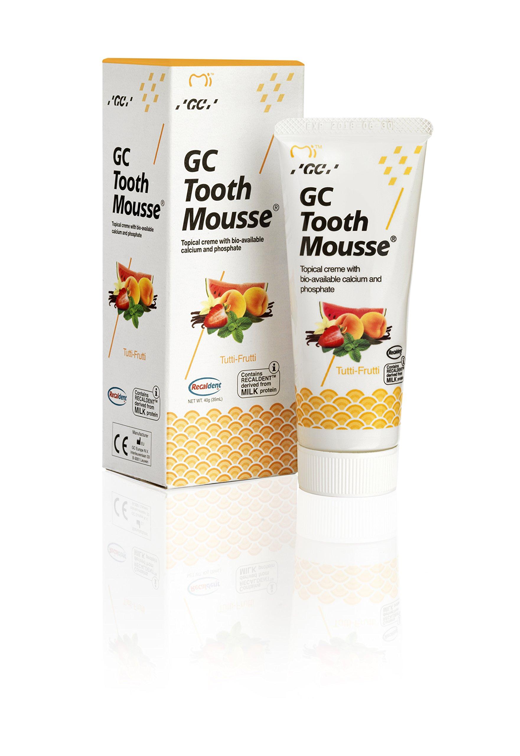 GC Tooth Mousse (Tutti-Frutti)