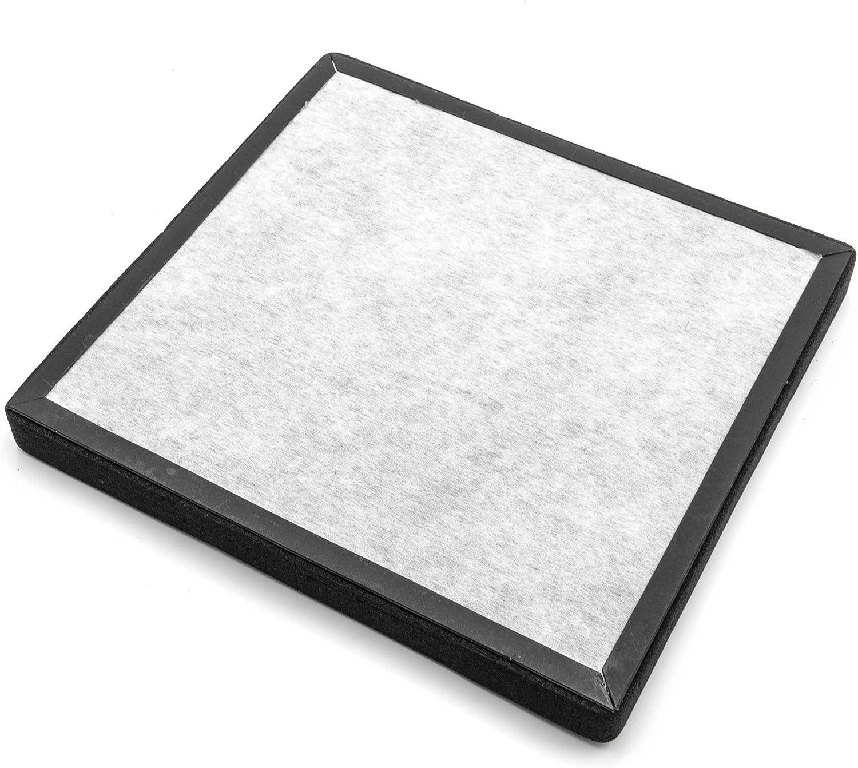 vhbw Filtro Compatible con Steba LR5 Limpiador y purificador de Aire Filtro de Aire
