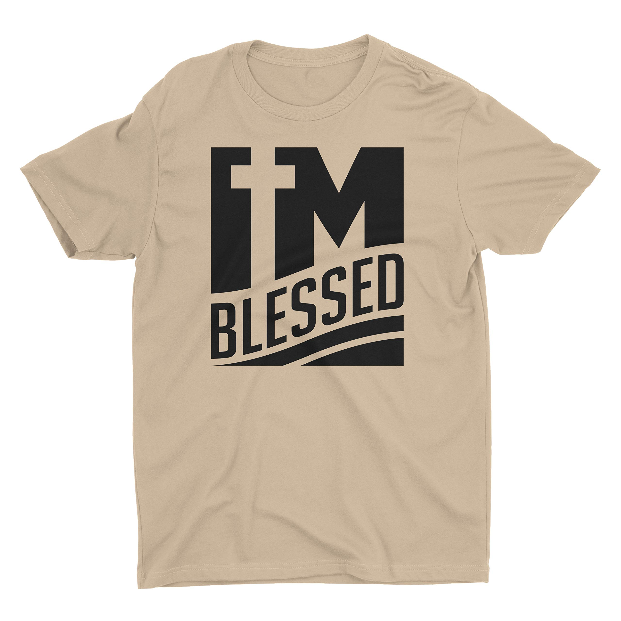 Aprojes I'm Blessed T Shirt – Bible Christian Clothing Fashion
