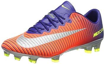 Nike Mercurial Vapor XI FG Cleats DEEP Royal Blue (6.5)