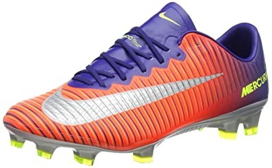 d44ad49ca Amazon.com | Nike Kids' Mercurial Vapor XI CR7 FG Soccer Cleats | Rugby