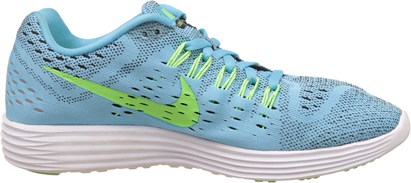 90adff4a9397b Nike Lunartempo Women s Running Trainer Turquoise (Clearwater Flash  Lime Black White) 3.5 UK  Amazon.co.uk  Shoes   Bags