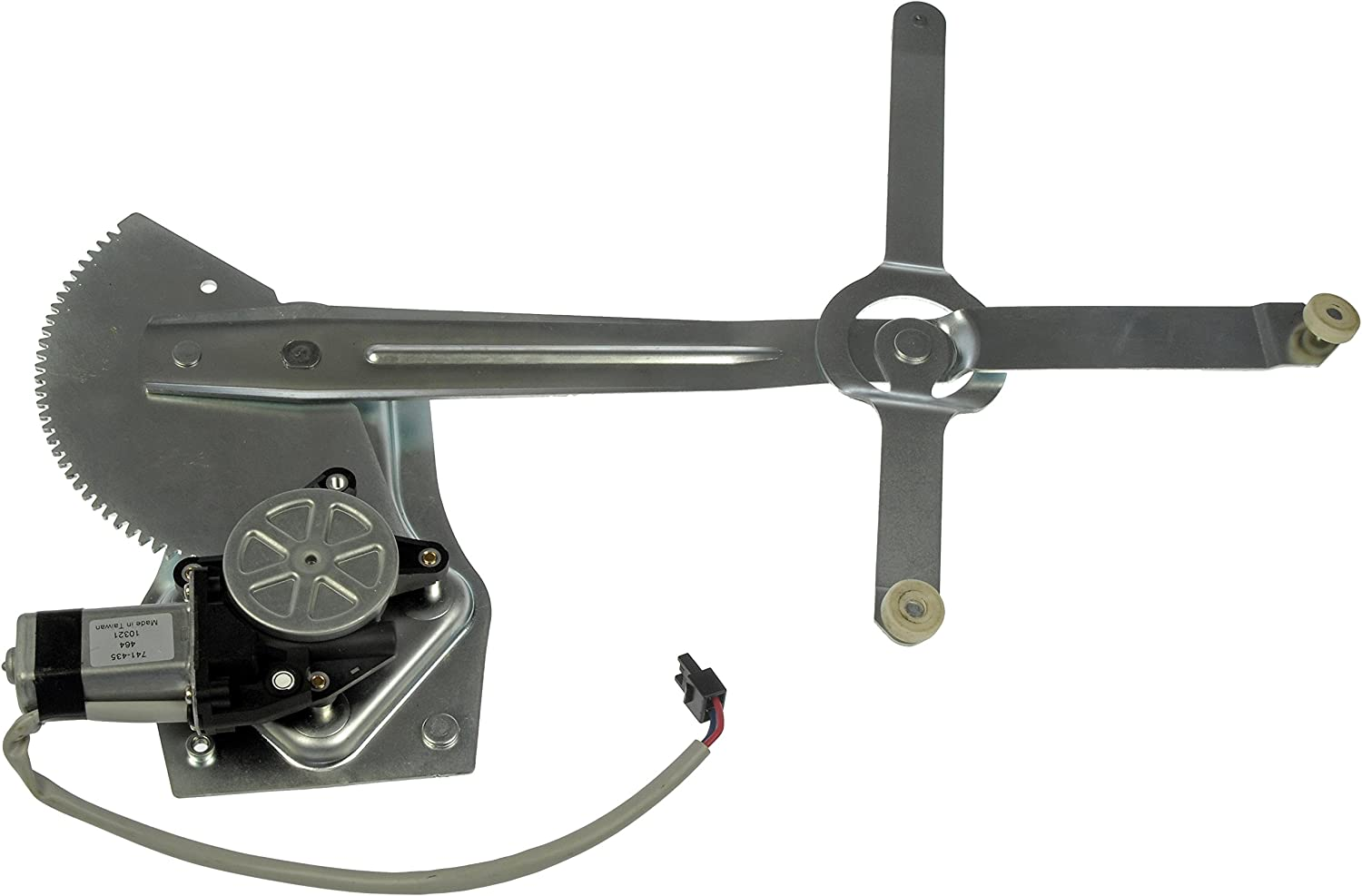 Dorman 751-721 Front Passenger Side Power Window Regulator and Motor Assembly for Select Chevrolet GMC Models