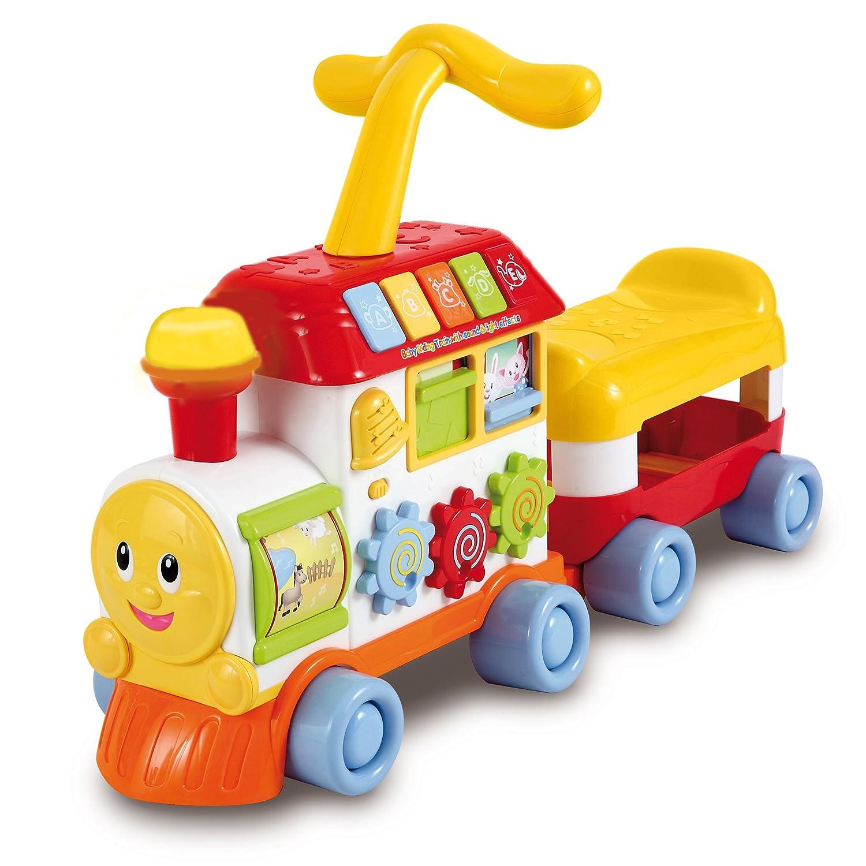 Bontempi BRT 4731 - Piccino Piccio - Babyrutscher Lokomotive