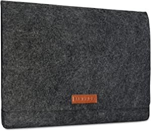 KANVASA Felt Laptop Sleeve 14-15 Inch MacBook Pro Notebook Bag Case