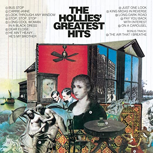 The Hollies The Hollies Greatest Hits Amazon Music