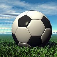 Pazzo di calcio Tiro