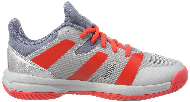 Zapatillas de Balonmano Unisex Ni/ños adidas Stabil X