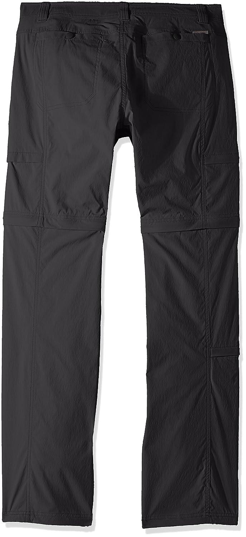 Royal Robbins - Pantalones para hombre hombre, con cremallera N' Go, hombre, hombre color gris oscuro, tamaño Size 40 x 30 79a3e6