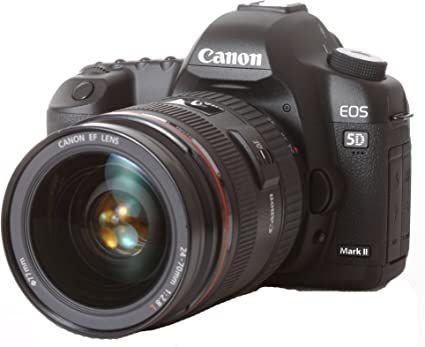 Canon EOS 5D Mark II - Cámara Réflex Digital 21.1 MP (Objetivo EF ...