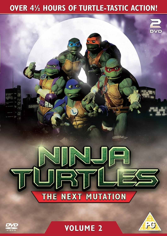 Ninja Turtles - The Next Mutation Volume 2 2 Disc Set DVD ...