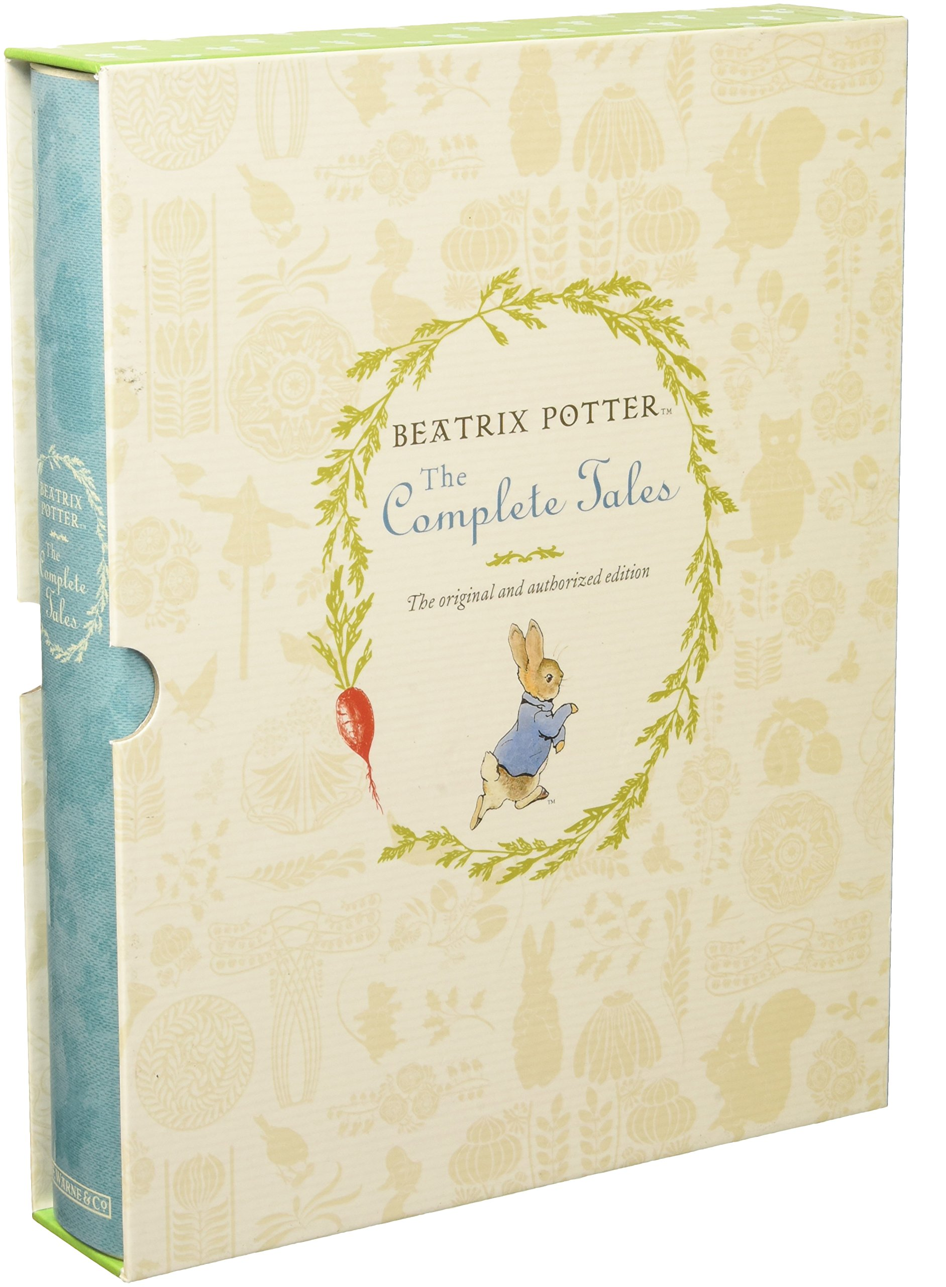 Beatrix Potter the Complete Tales (Peter Rabbit) by Frederick Warne and Company (Image #3)