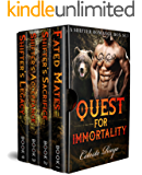 Quest for Immortality: (A shifter Romance Box Set)