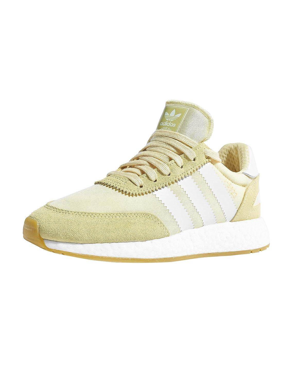 Adidas I-5923 W, Zapatillas de Deporte para Mujer 43 1/3 EU|Amarillo (Amatra/Ftwbla/Gum3 000)