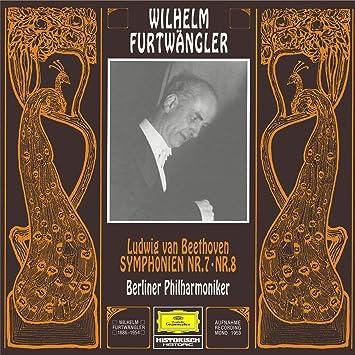 ベートーヴェン: 交響曲第7番・第8番(限定盤)(UHQ-CD/MQA)