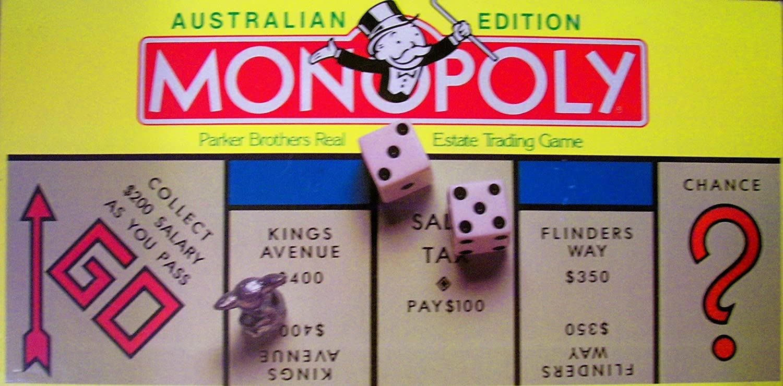 Monopoly Australian Community Relief Edition Board Game Brand New Pre Order