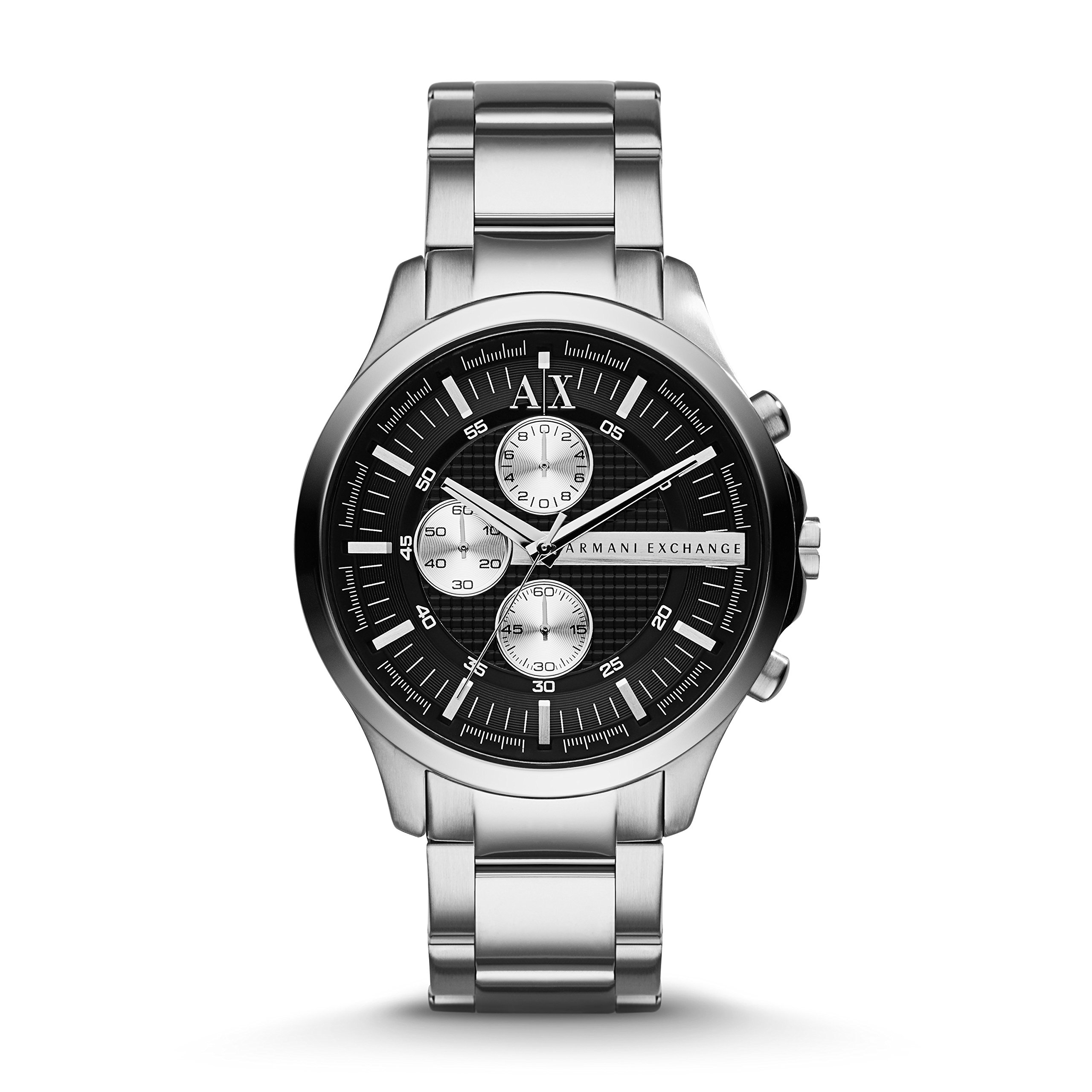 Armani Exchange Men's AX2152 Silver Watch