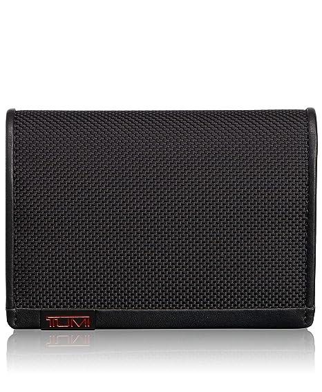fcc306ac1847 TUMI - Men s Alpha L-Fold ID RFID Blocking Wallet - Black  Amazon.ca   Luggage   Bags