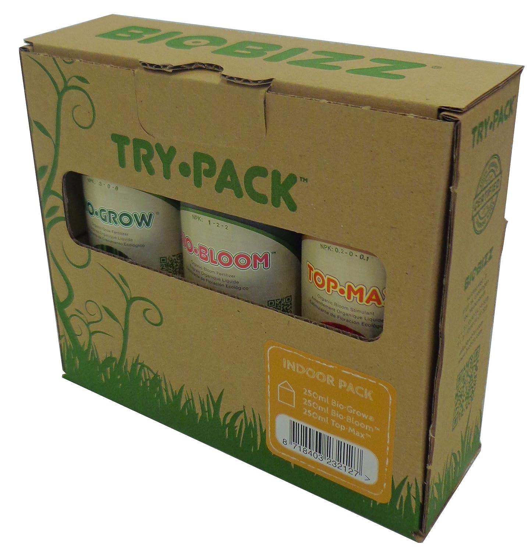 BioBizz Try·Pack - Indoor Pack BBTPINDOOR